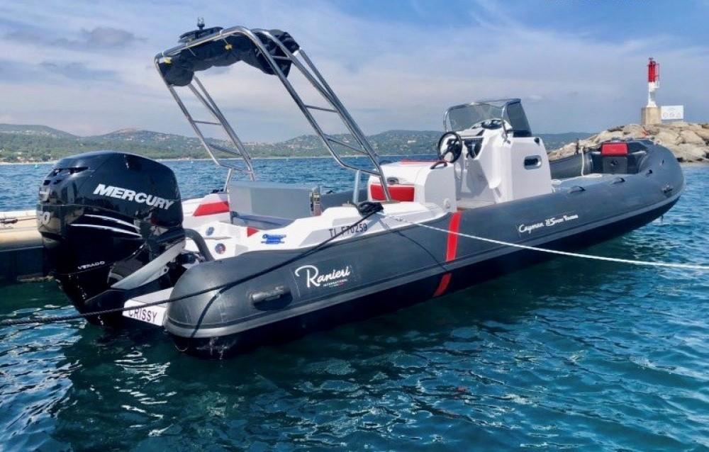 Yacht-Charter in Marseille - Ranieri Cayman 26 Sport Touring auf SamBoat