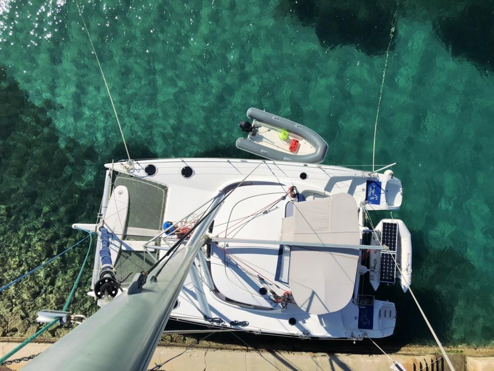Katamaran mit oder ohne Skipper Fountaine Pajot mieten in La Maddalena