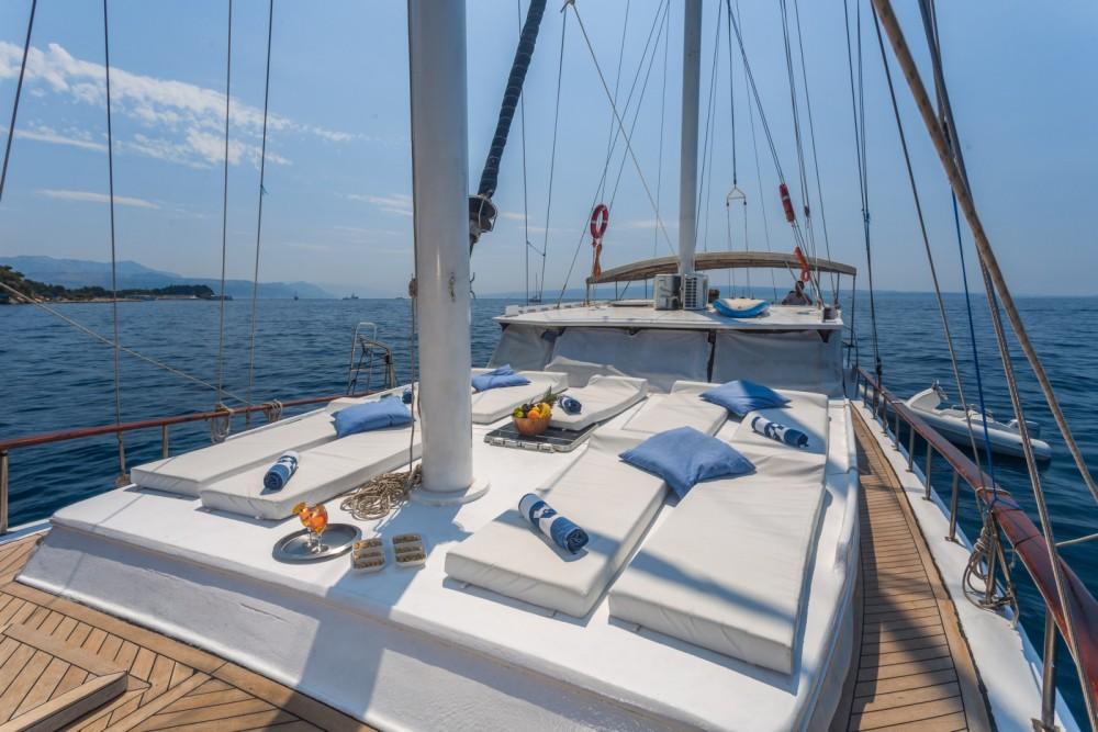 Yacht-Charter in Split - Cruisers Gulet auf SamBoat