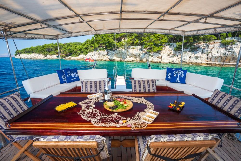 Bootsverleih Cruisers Gulet Split Samboat
