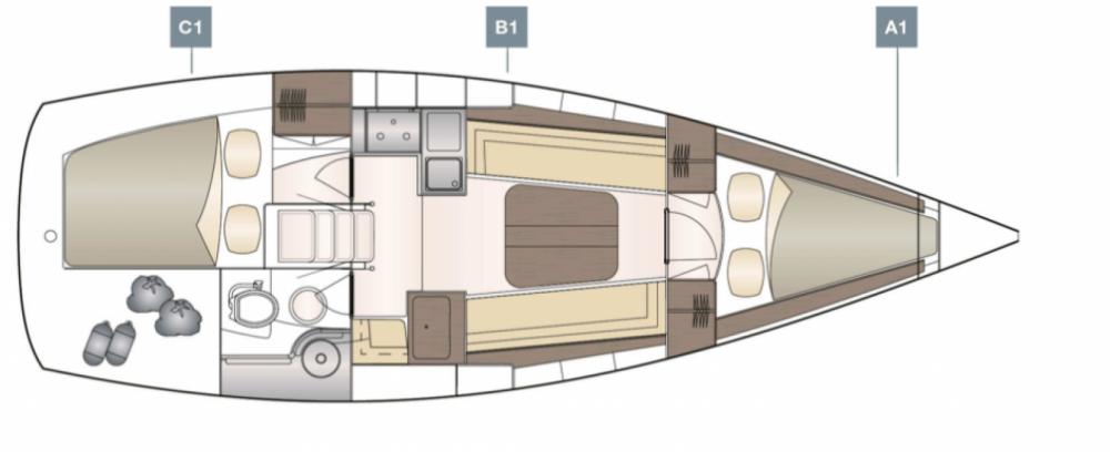 Yacht-Charter in Saint-Cast-le-Guildo - Dehler Dehler 32 auf SamBoat
