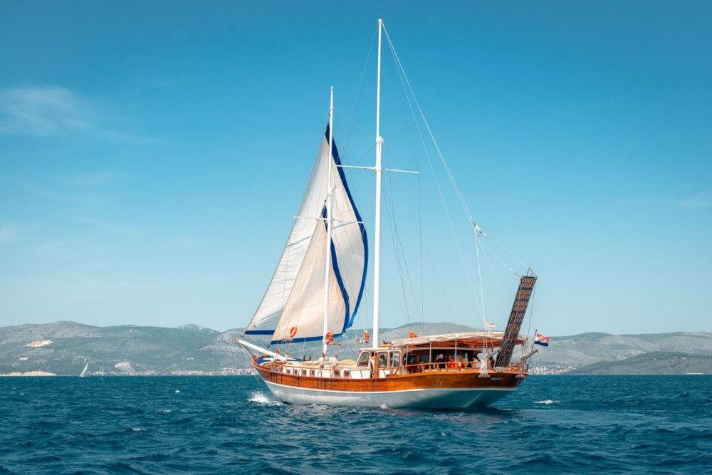 Yacht-Charter in Split - Cruisers Gulet auf SamBoat