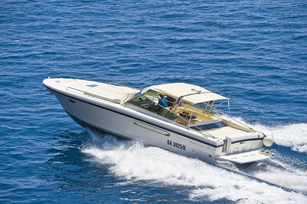 Itama Itama 38 zwischen Privatpersonen und professionellem Anbieter Positano