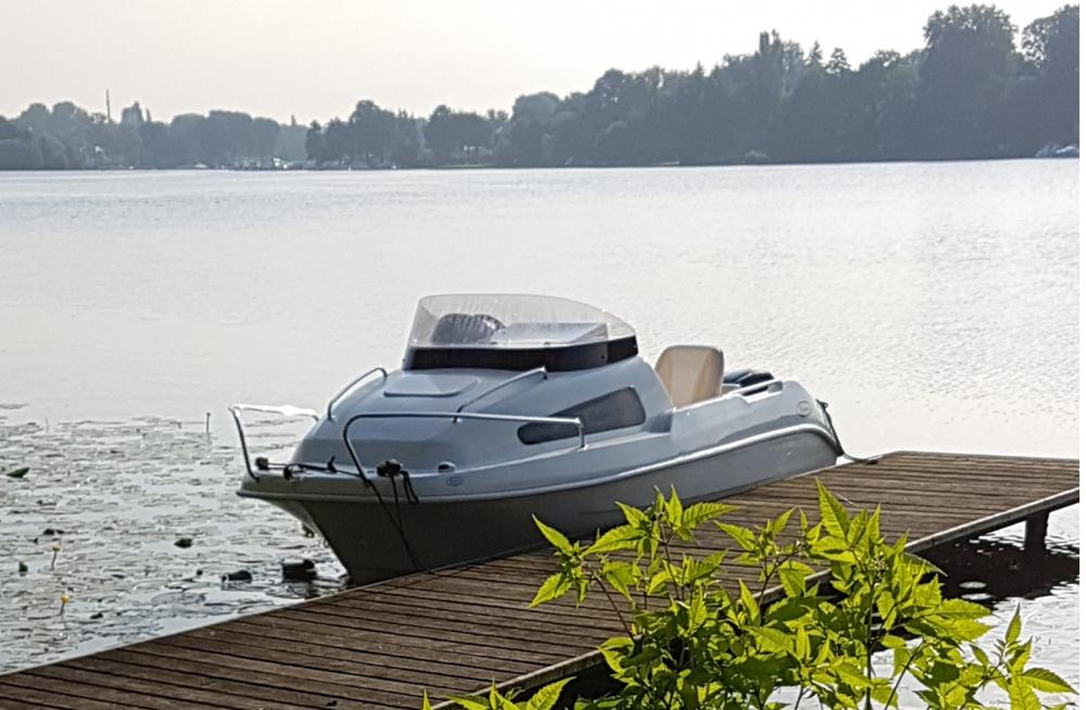 Motorboot mieten in Zeuthen - Mystrali  430