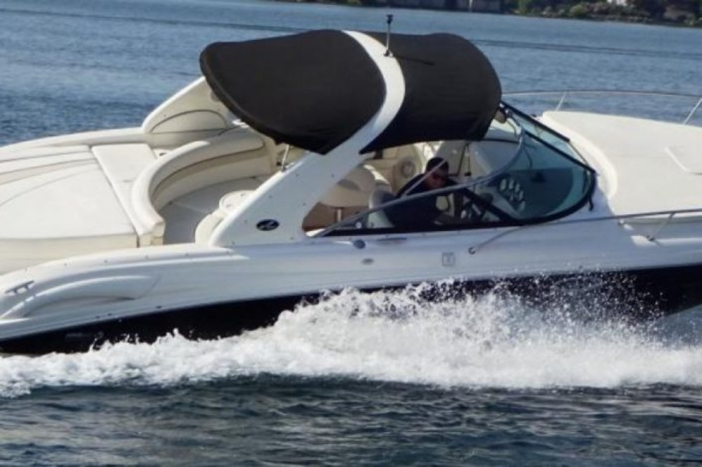 Bootsverleih Sea Ray 295 Sun Sport Maó Samboat