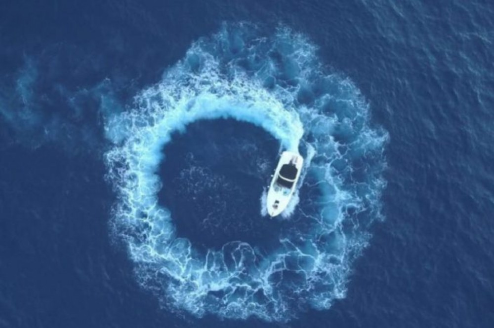 Motorboot mit oder ohne Skipper Sea Ray mieten in Maó