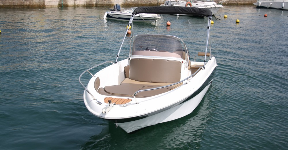Motorboot mieten in Setúbal zum besten Preis