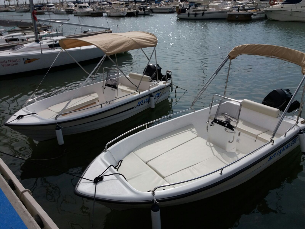 Yacht-Charter in Torrevieja - Marion  430 open auf SamBoat