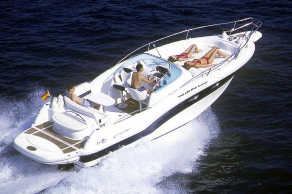 Bootsverleih Maó günstig Rio 850 Day Cruiser