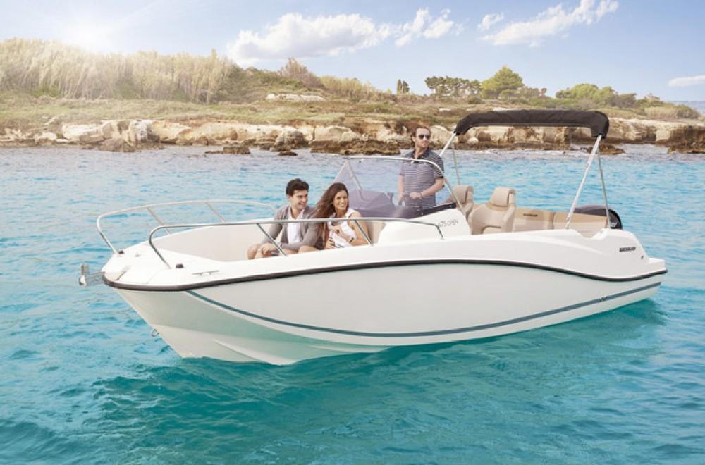 Yacht-Charter in Maó - Quicksilver Quicksilver 675 Activ Open auf SamBoat