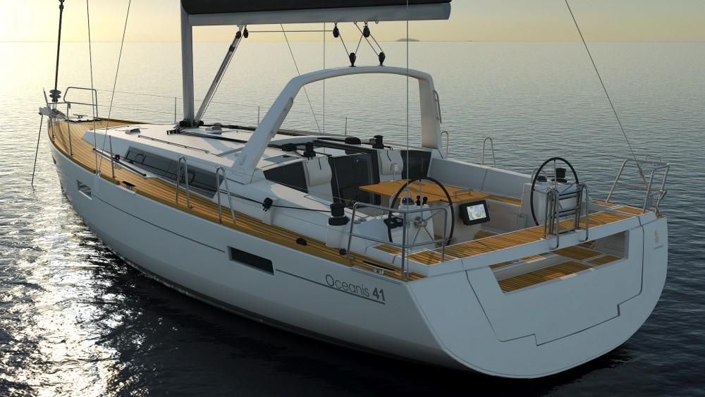 Yacht-Charter in Lavrion - Bénéteau Oceanis 41.1 auf SamBoat