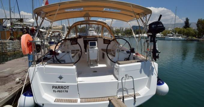 Segelboot mieten in Skiathos - Jeanneau Sun Odyssey 389