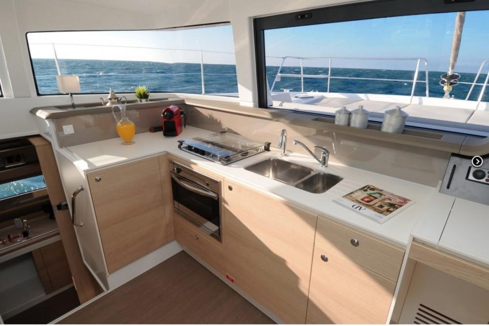 Katamaran mit oder ohne Skipper Bali Catamarans mieten in Baltimore