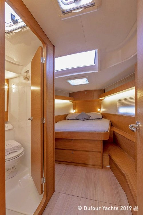 Yacht-Charter in  - Dufour-Yacht Dufour 430 auf SamBoat