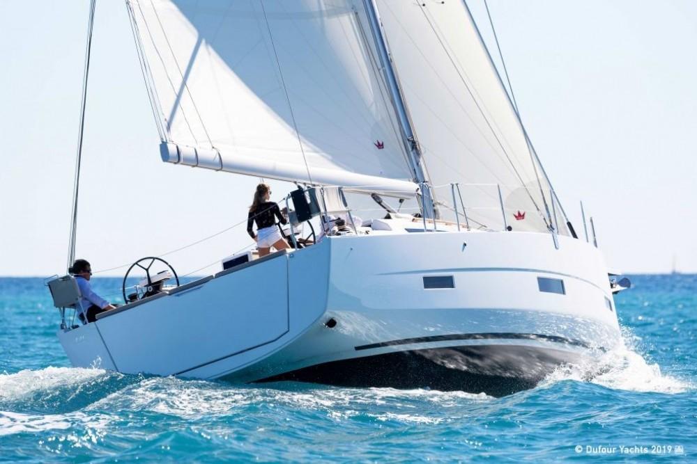 Segelboot mit oder ohne Skipper Dufour-Yacht mieten in