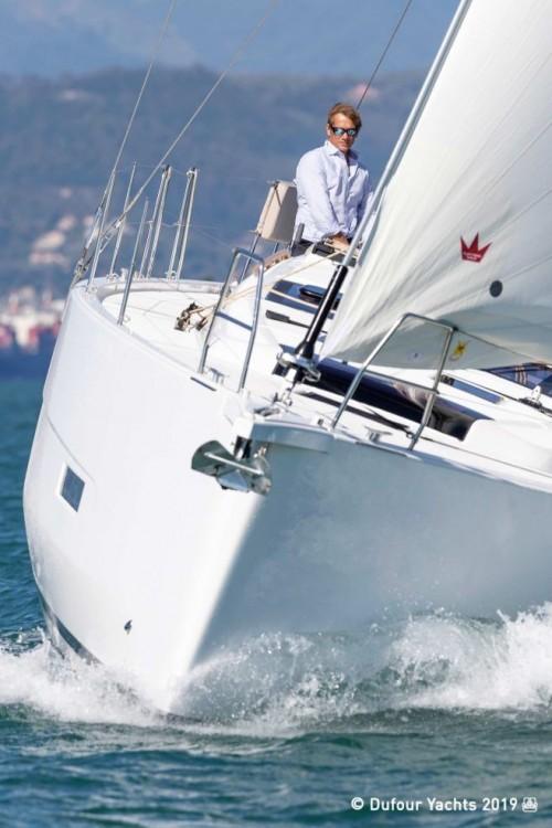 Vermietung Segelboot Dufour-Yacht mit Führerschein