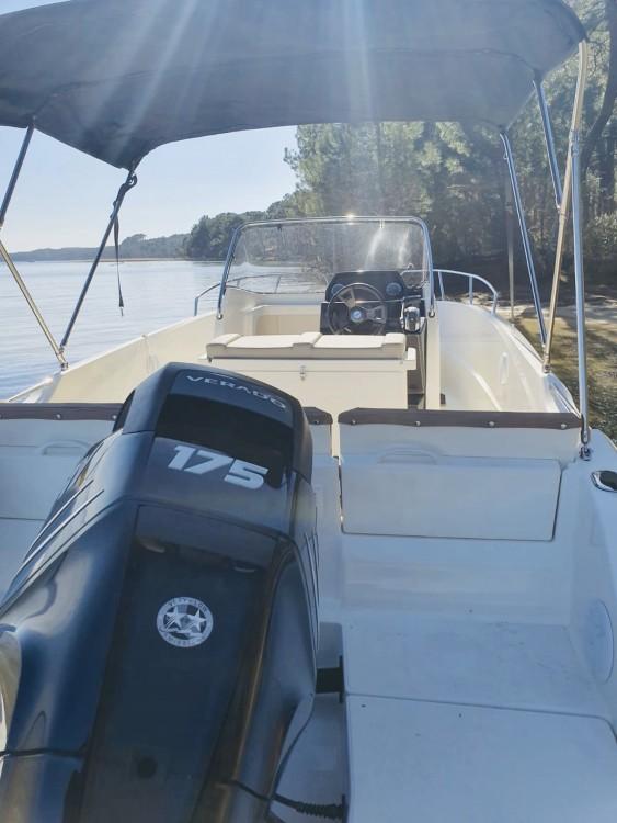 Motorboot mieten in Arcachon - Quicksilver Activ 675 Open Smart Pack