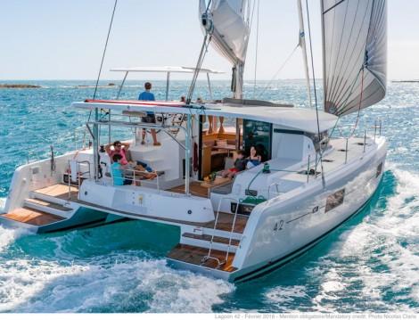 Yacht-Charter in Mykonos (Island) - Lagoon Lagoon 42 auf SamBoat