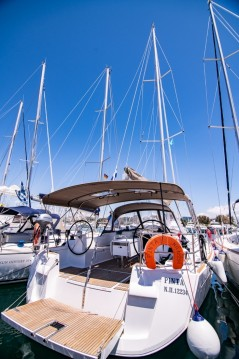 Vermietung Segelboot Jeanneau mit Führerschein