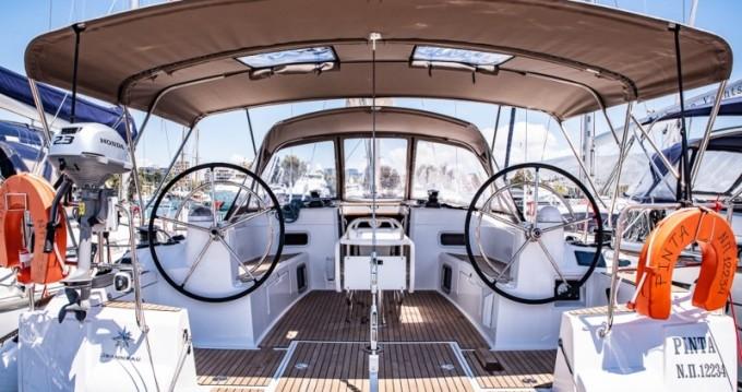 Bootsverleih Jeanneau Sun Odyssey 519 Kos Samboat