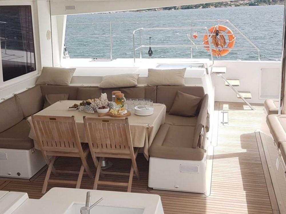 Yacht-Charter in Martinique - Lagoon Lagoon 560 auf SamBoat