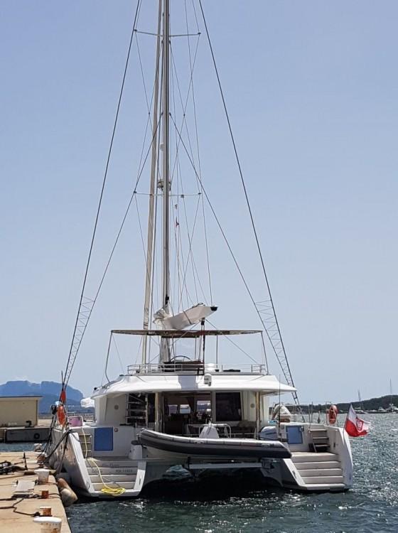 Bootsverleih Lagoon Lagoon 560 Martinique Samboat