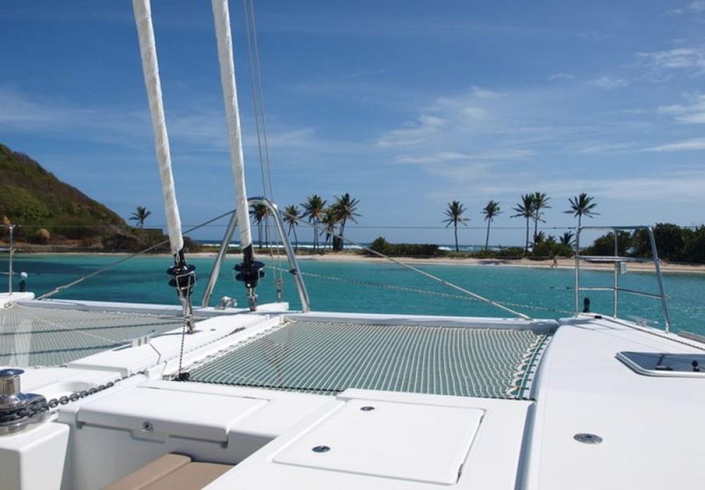 Katamaran mit oder ohne Skipper Lagoon mieten in Olbia