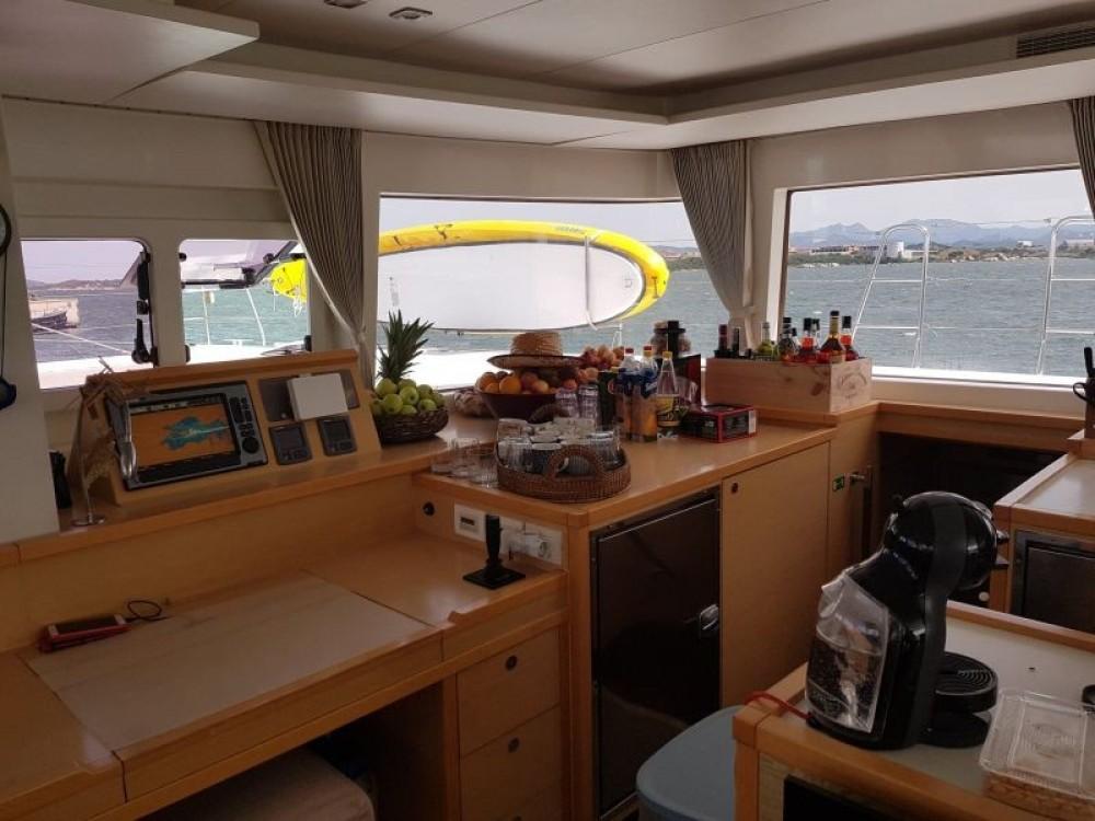 Bootsverleih Olbia günstig Lagoon 560