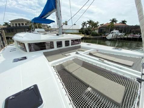 Bootsverleih Key West günstig Lagoon 450