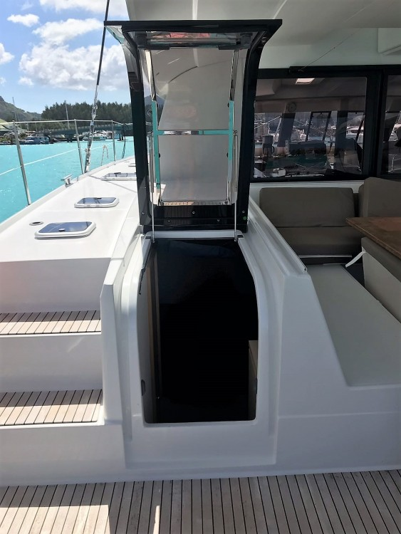 Bootsverleih Fountaine Pajot Saba 50 Victoria Samboat