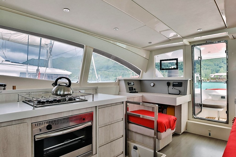 Yacht-Charter in Victoria - Robertson and Caine Leopard 48 auf SamBoat