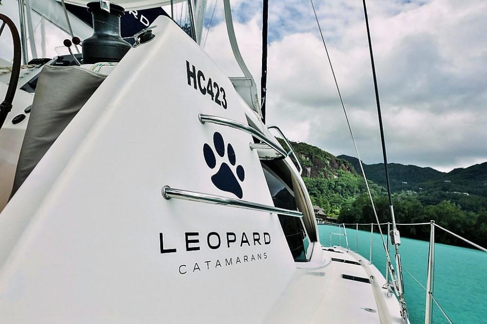 Bootsverleih Victoria günstig Leopard 48