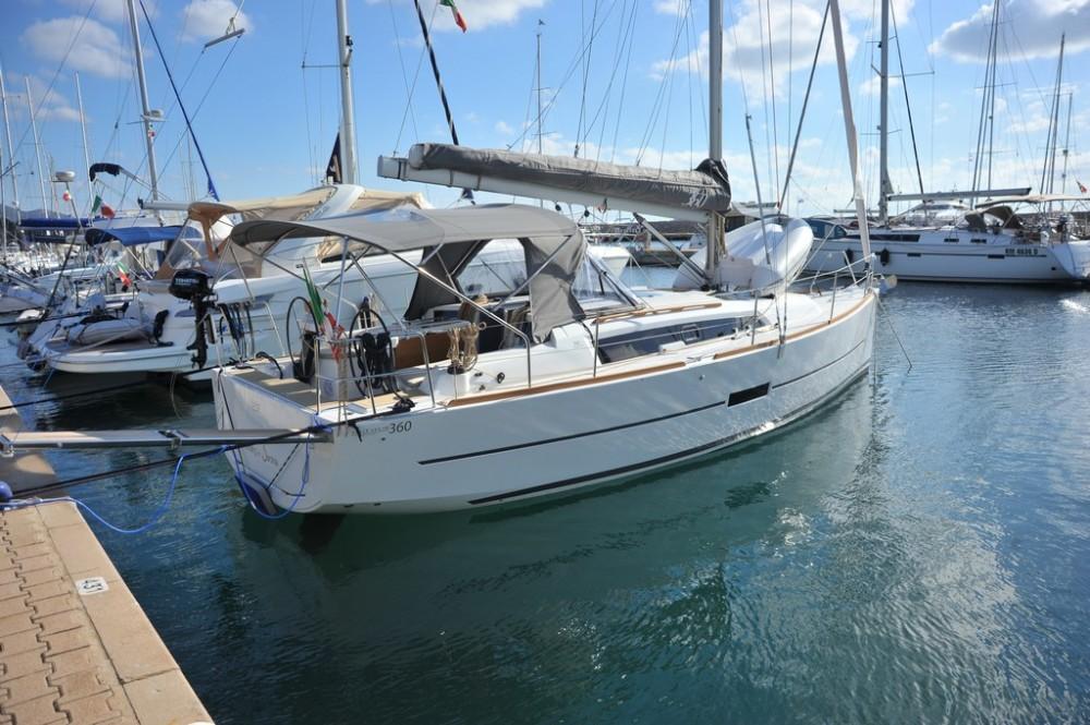 Segelboot mieten in Olbia - Dufour Dufour 350