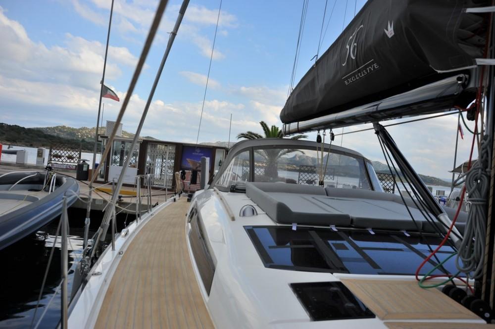 Dufour Dufour 560 Grand Large zwischen Privatpersonen und professionellem Anbieter