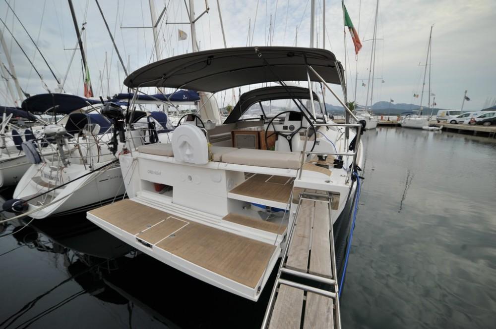 Segelboot mieten in Olbia - Dufour Dufour 520 GL