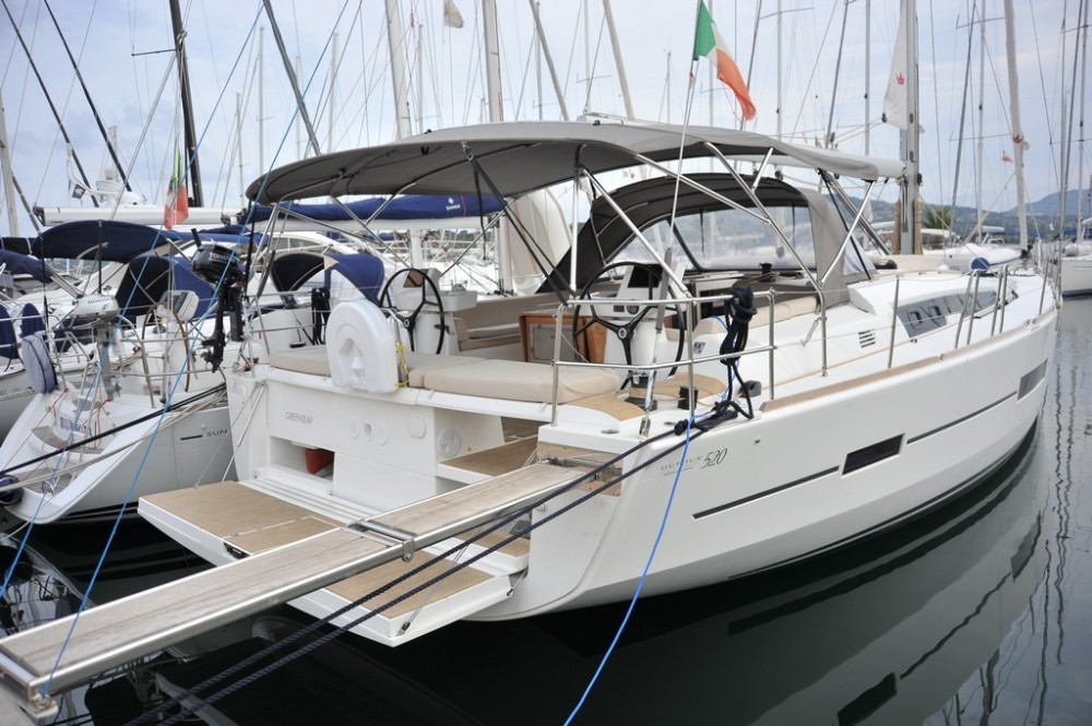 Bootsverleih Dufour Dufour 520 GL Olbia Samboat