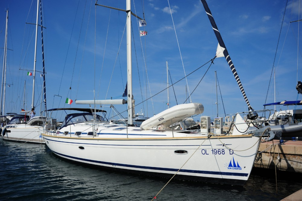 Segelboot mieten in Olbia - Bavaria Bavaria 38