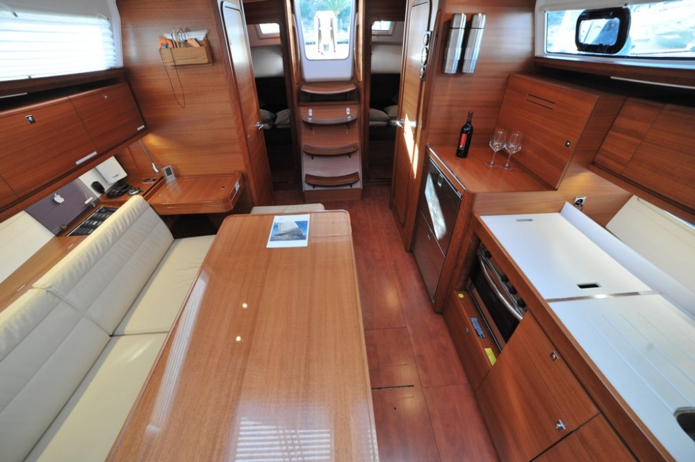 Yacht-Charter in Olbia - Dufour Dufour 382 Grand Large auf SamBoat