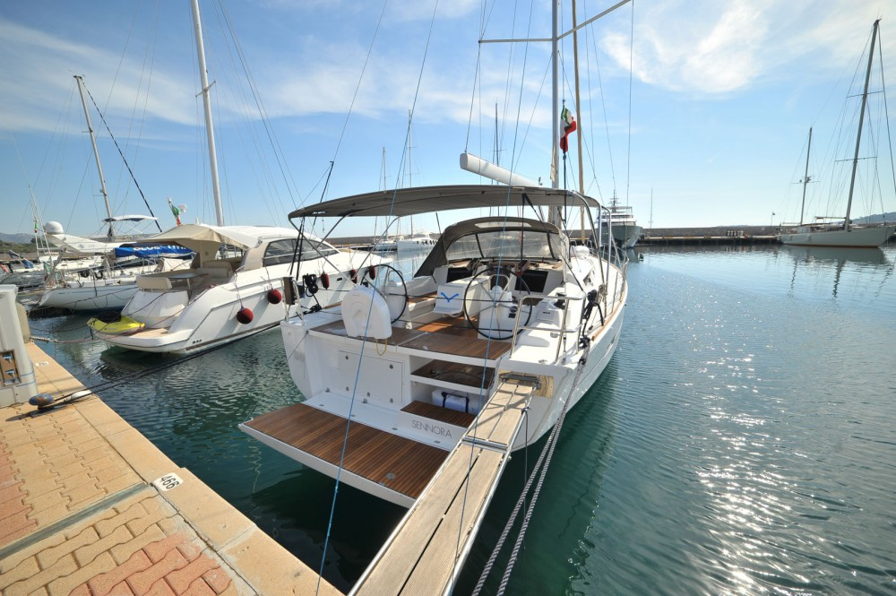 Yacht-Charter in Olbia - Dufour Dufour 460 Grand Large auf SamBoat