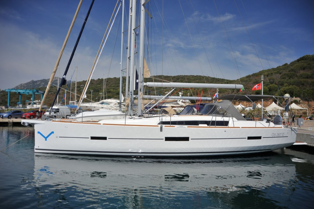 Yacht-Charter in Sardinien - Dufour Dufour 460 Grand Large auf SamBoat