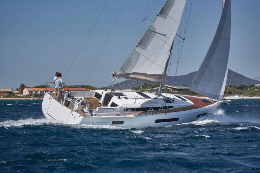Segelboot mieten in Furnari - Jeanneau Sun Odyssey 440