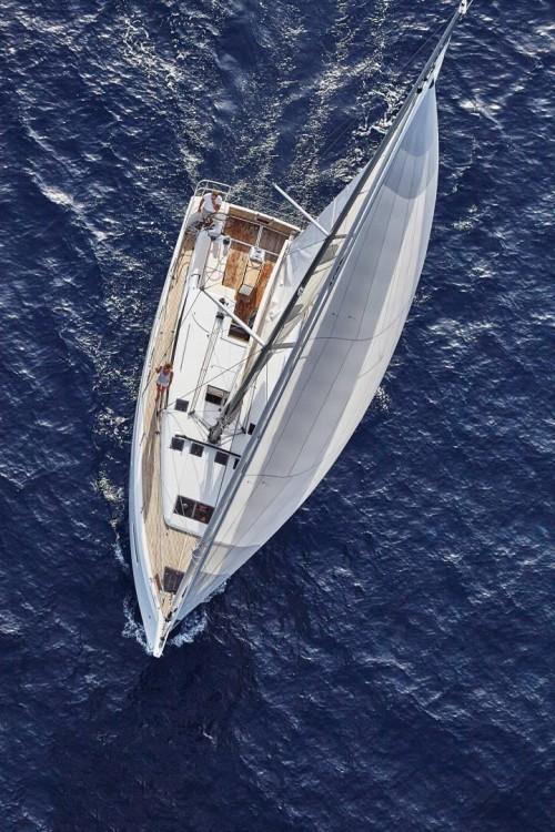 Yacht-Charter in Procida - Jeanneau Sun Odyssey 490 auf SamBoat