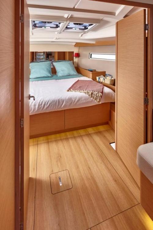 Segelboot mit oder ohne Skipper Jeanneau - Sun Odyssey mieten in Cannigione