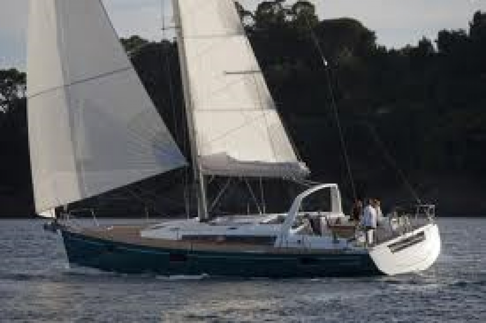 Yacht-Charter in Cannigione - Bénéteau Oceanis 48 auf SamBoat