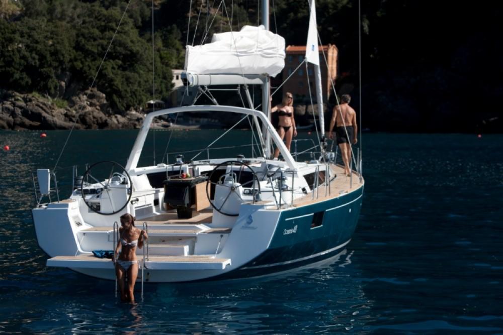 Segelboot mit oder ohne Skipper Bénéteau mieten in Furnari