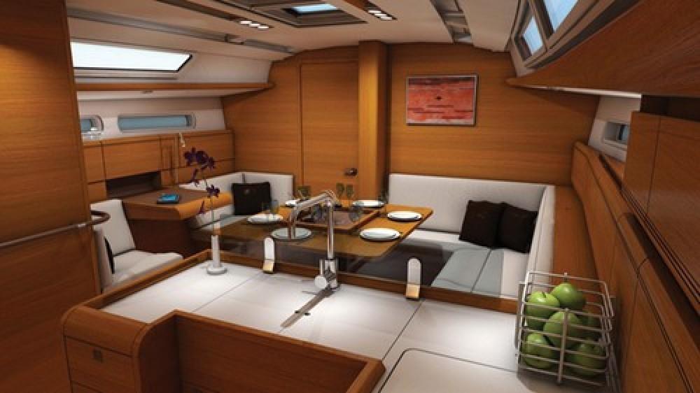 Bootsverleih Bénéteau Oceanis 38 Cannigione Samboat