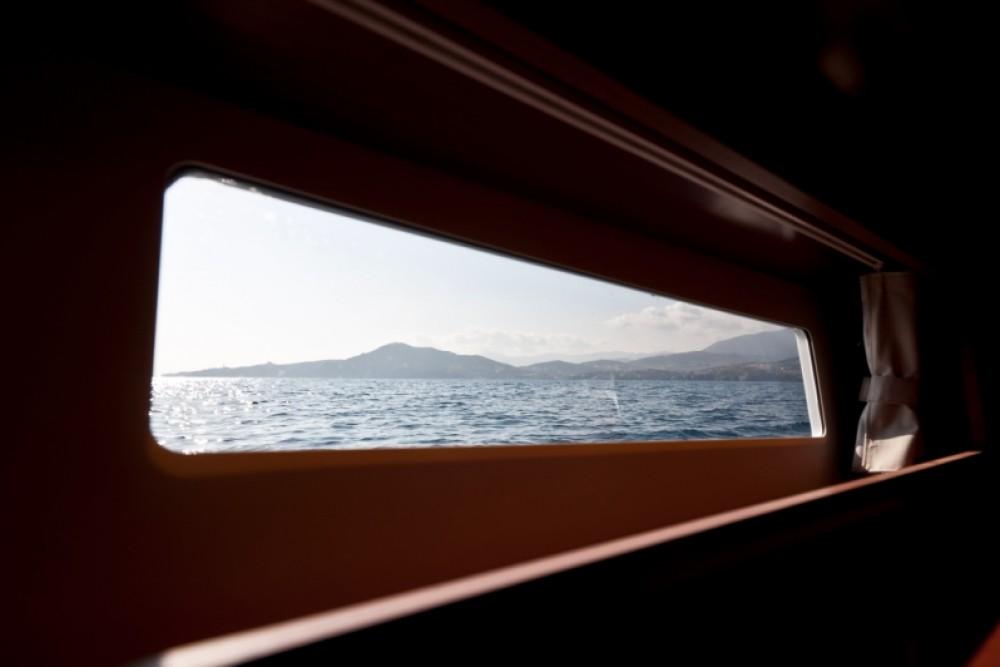 Segelboot mieten in Procida - Bénéteau Oceanis 41