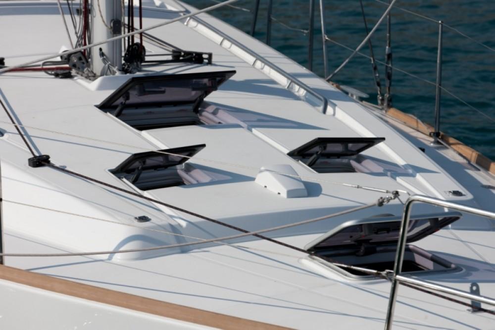 Yacht-Charter in Procida - Bénéteau Oceanis 41 auf SamBoat