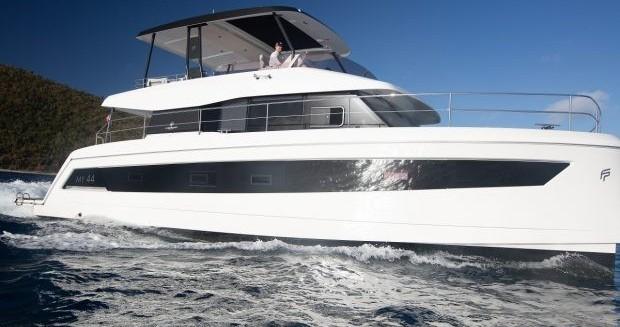 Katamaran mit oder ohne Skipper Fountaine Pajot mieten in Tortola
