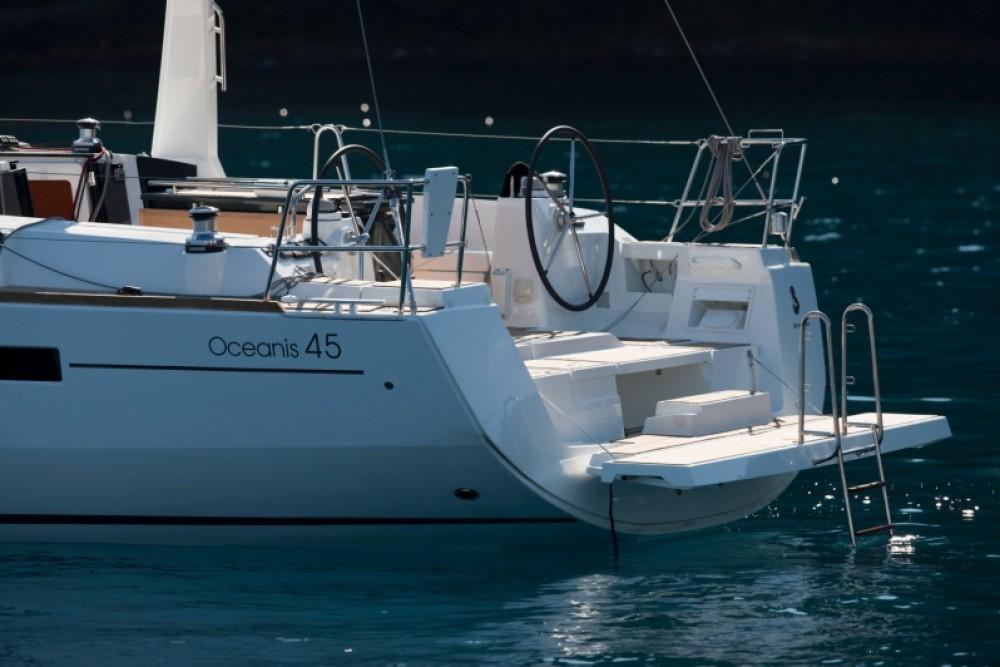 Bootsverleih Bénéteau Oceanis 45 Cannigione Samboat